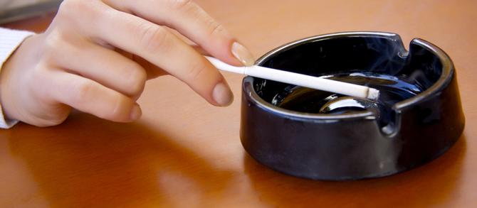 喫煙が女性の体に与える悪影響